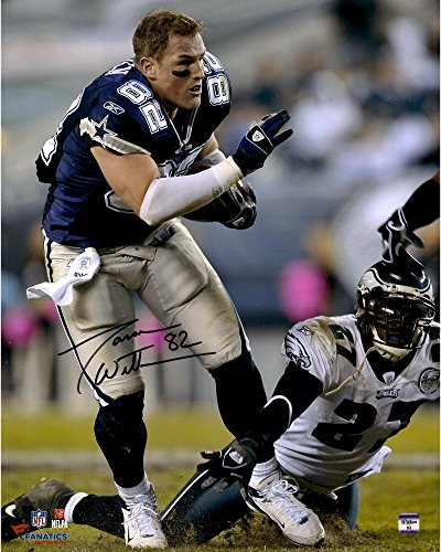 Jason Witten Dallas Cowboys Autographed 16