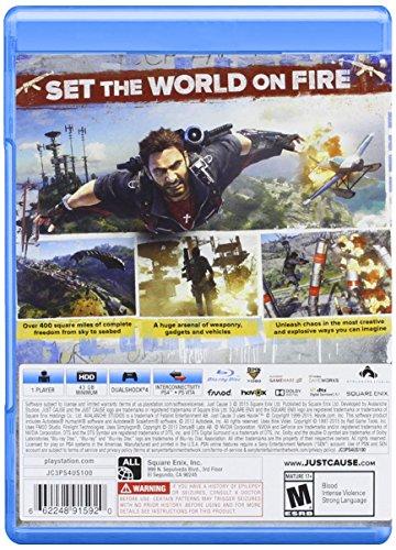 اسعار Just Cause 3 - PlayStation 4