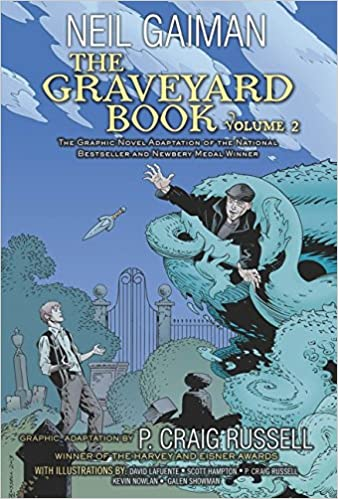 Image result for the graveyard book graphic novel volume 2