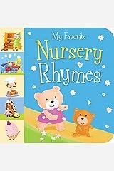 My Favorite Nursery Rhymes Hardcover