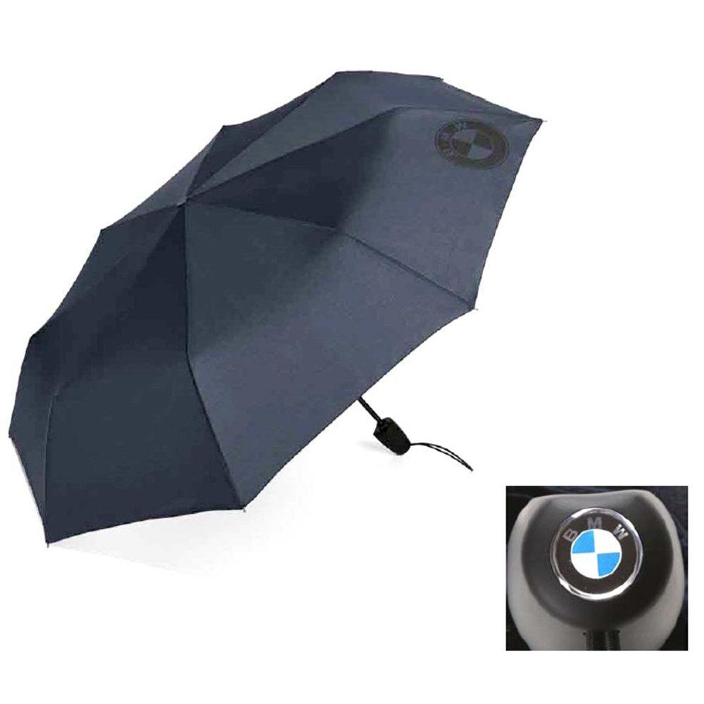 BMW 80232454630 Nueva colecci/ón Paraguas Plegable Original con Logo