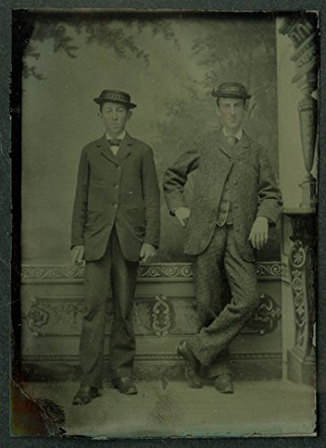 2-thin-jug-eared-men-in-straw-hats-studio-tintype-ca-1860s