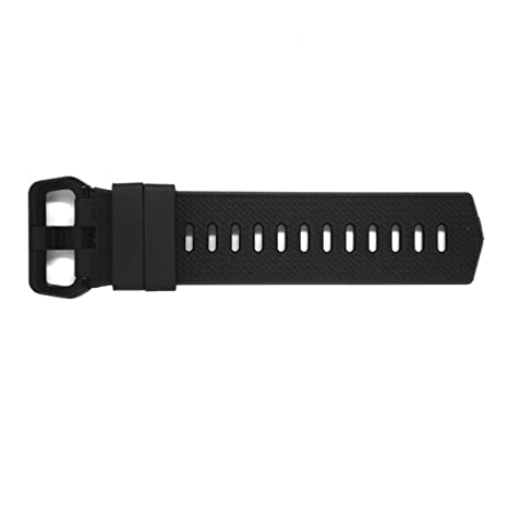B-Great Extender Band for Larger Size Wrist or Ankle Wear Compatible with  Fitbit Charge 3/ Fitbit Blaze/Fitbit Ionic Watch Band, Black