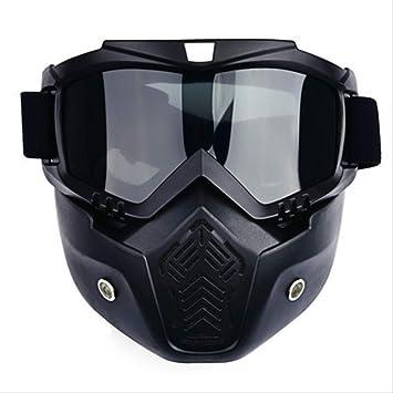 BZOB Deportes De Invierno Nieve Esquí Máscara Montaña Esquí ...