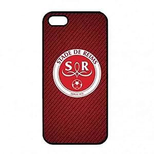 Hard Protective Stade de Reims Logo Funda , iPhone 5/ iPhone 5s Funda