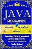 img - for Java Programming: Master's Handbook: A TRUE Beginner's Guide! Problem Solving, Code, Data Science, Data Structures & Algorithms (Code like a PRO in ... web design, tech, perl, ajax, swift, python) book / textbook / text book