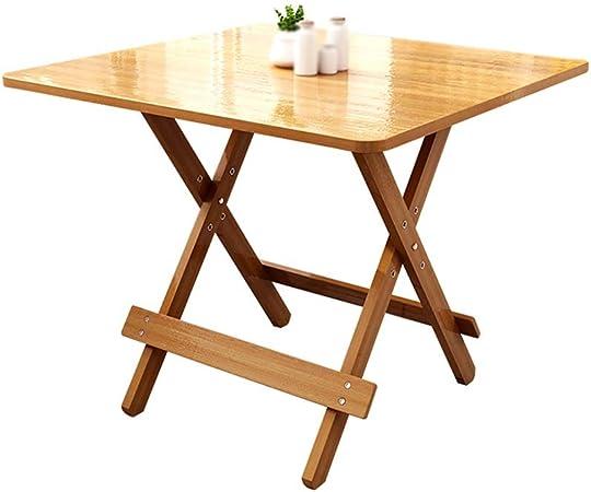 Tavoli Da Cucina Piccole Dimensioni.Duxx Tavolo Pieghevole Tavolo Quadrato For Uso Domestico Di