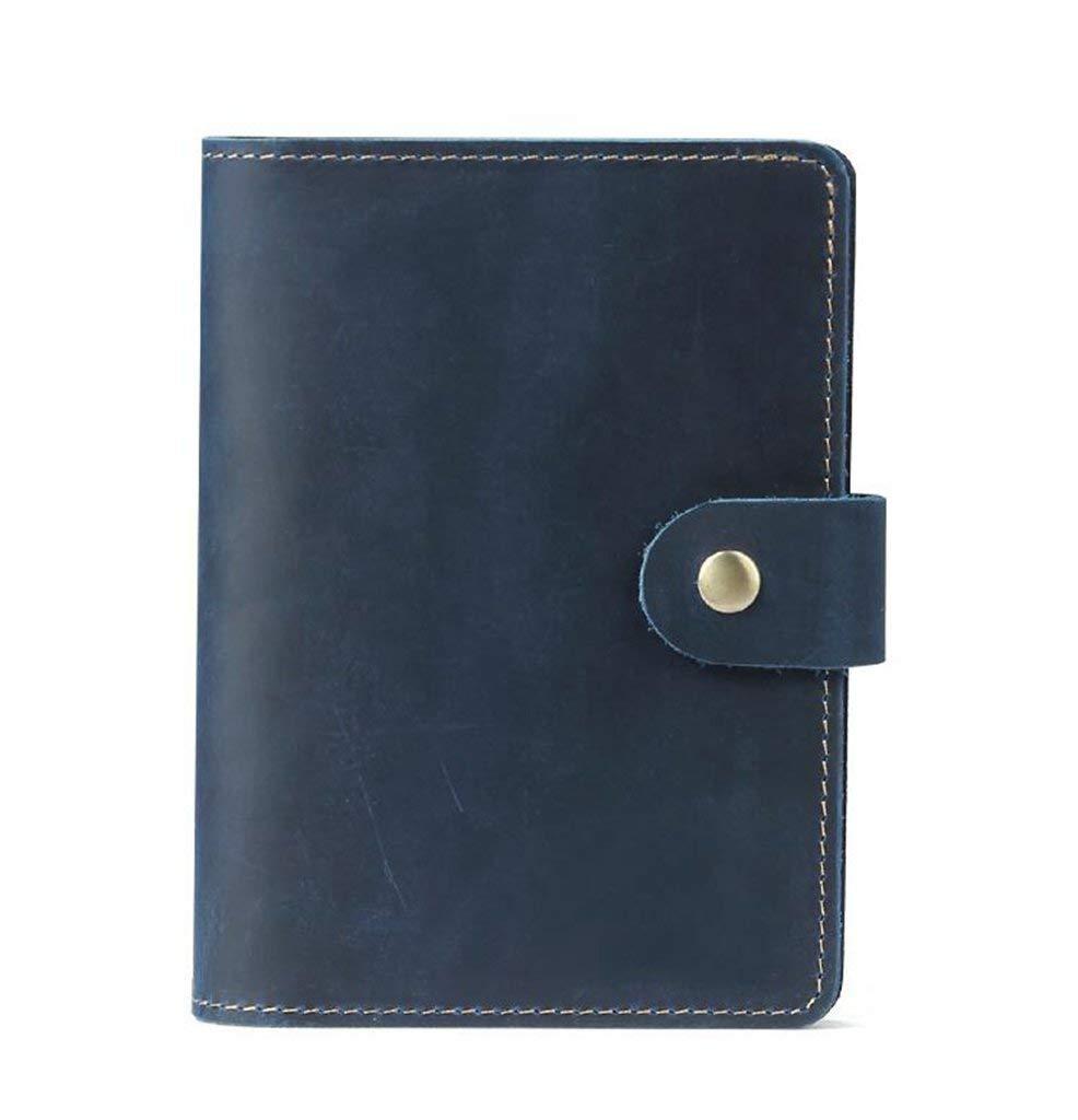 3 Soft Women's Leather Wallets RFID Blocking Vintage Design Large Capacity Handbag (color    2)