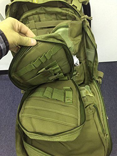 Explorer M2 Everyday Deluxe Carry Huge Military Corpsman Medical First Aid Hospital Tactical Backpack Outdoo Military Tactical Backpack Camping Hiking Bag