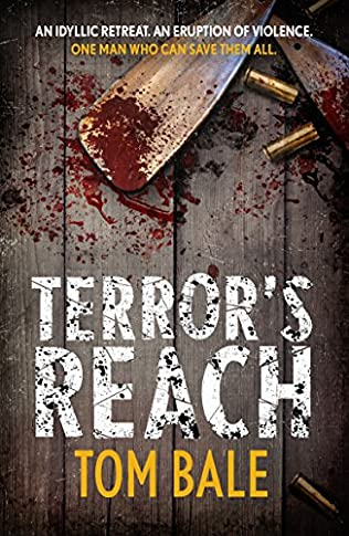 book cover of Terror\'s Reach