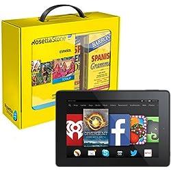 Rosetta Stone Spanish (Latin America) Power Pack and Fire HD 7 Bundle