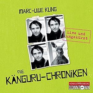 Die Känguru-Chroniken Hörbuch