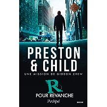 R pour Revanche (Saga Inspecteur Gideon Crew) (French Edition)