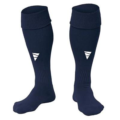 VETRA Focus Socks Over Knee High Socks Sports Men Women Sock Football Soccer Game Training Running Rugby Volleyball Dry Fast