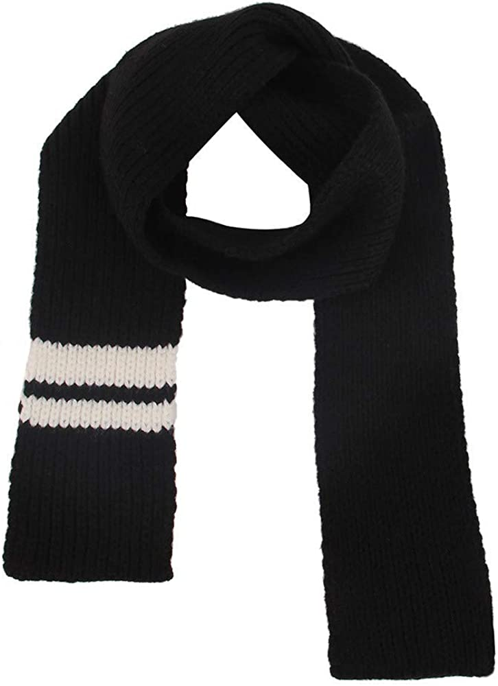 Amazon.com: Toddlers Kids Scarf Boys Girls Winter Autumn Infinity Shawls  Knitted Warm Scarves Neck Warmer (Black): Clothing
