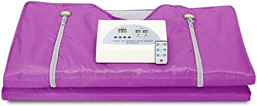 ETE ETMATE 2 Zone Digital Far-Infrared FIR Oxford Sauna Blanket
