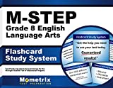 M-STEP Grade 8 English Language Arts Flashcard Study System: M-STEP Test Practice Questions & Exam Review for the Michigan Student Test of Educational Progress (Cards)