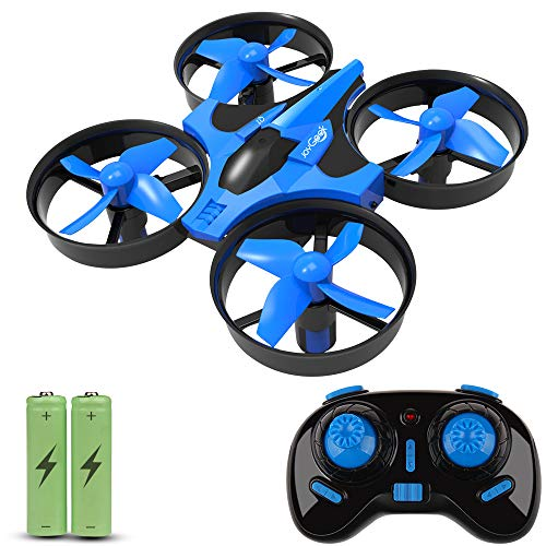 JoyGeek Mini Drone for Kids, RC Quadcopter with 2.4G 4CH 6 Axis Headless...