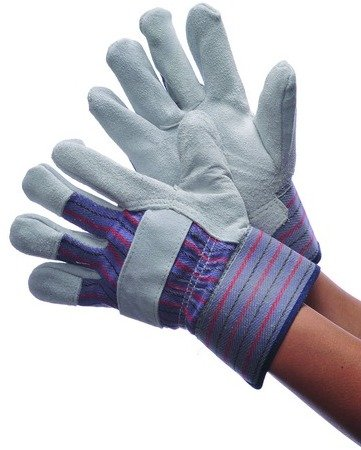 Economy Shoulder Leather Palm Gloves Extra Large Case Pack 72 , Automotive, tool & industrial , Office maintenance, janitorial & lunchroom , Gloves , Fabric