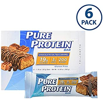 Amazon Com Pure Protein Bars High Protein Nutritious