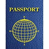 SCBASH10708-7 - BLANK PASSPORTS PACK OF 12 pack of 7