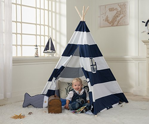 Dako Living Teepee Striped Natural