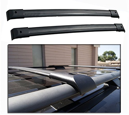 Nova For 03 04 05 06 07 08 Honda Pilot OE Style Roof Rack Cross Bars Set Luggage Carrier