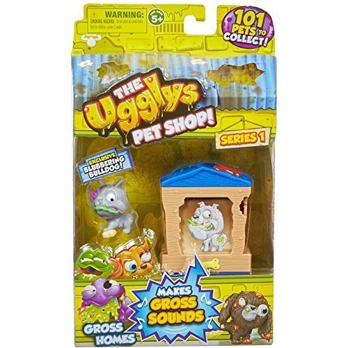 The Ugglys Pet Shop Gross Home Mutt Hut