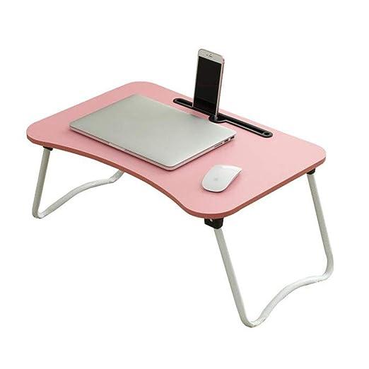 LICCC Escritorio de la computadora para Hacer la Cama con la Mesa ...