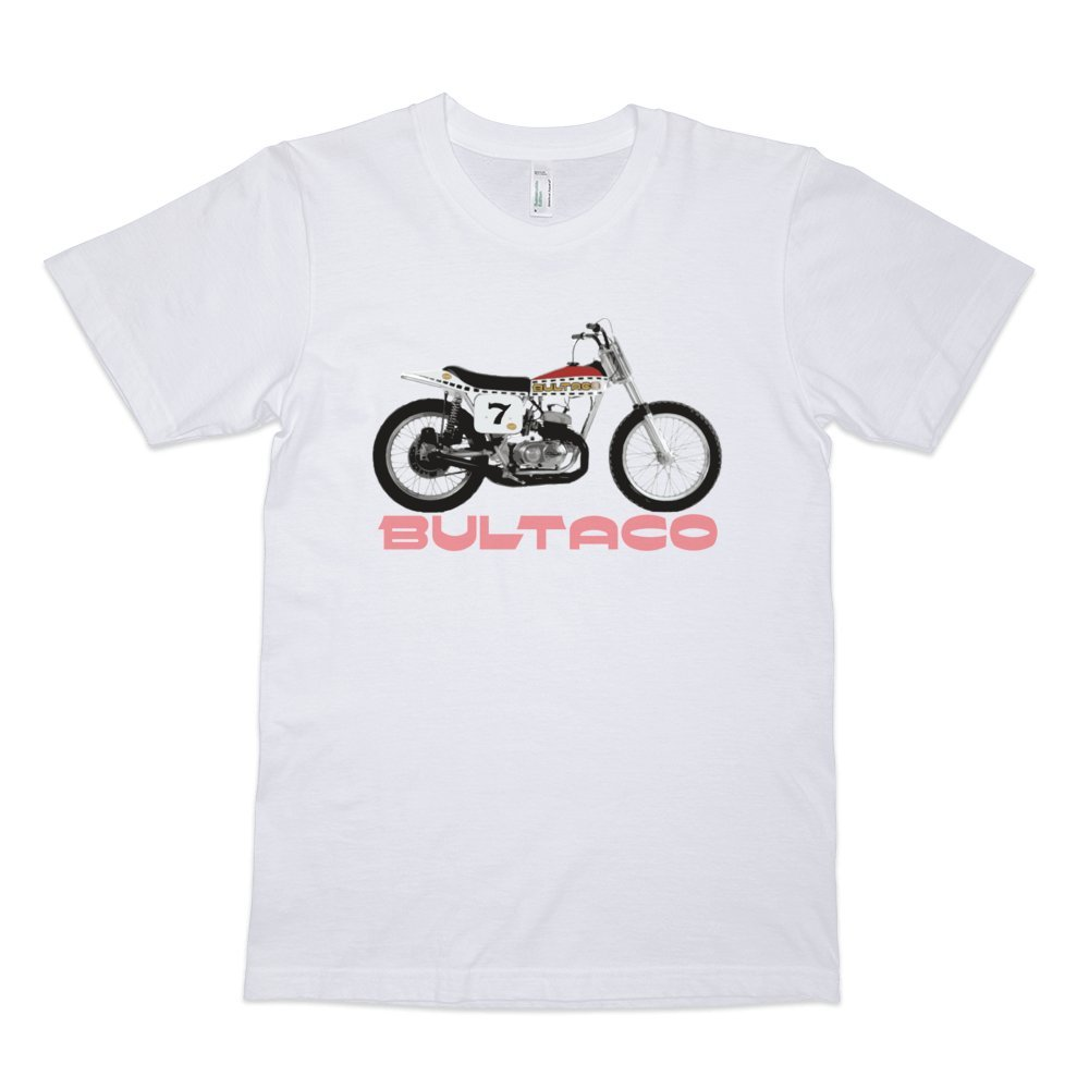 Vox Throttle Bultaco Astro T Shirt