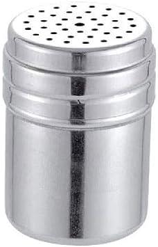 pimienta y condimentos az/úcar especias sala Salero de acero inoxidable