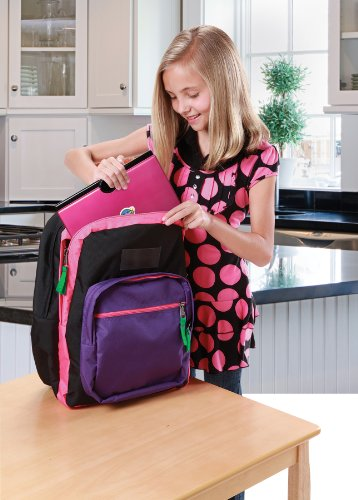 Discovery Kids Teach 'n' Talk Exploration Laptop, Pink by Discovery Kids (Image #3)