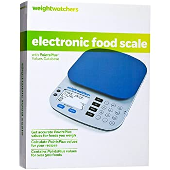 Amazon.com: Weight Watchers Electronic Food Scale and