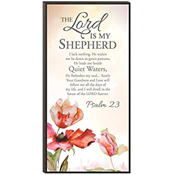 Amazon Com P Graham Dunn The Lord Is My Shepherd Psalm