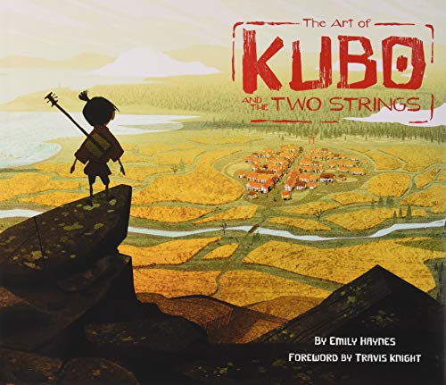 The Art of Kubo and the Two Strings ()