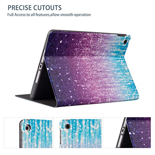 MarinaVida iPad 10.2 Case for New iPad 7th Generation 2019, iPad 8th Case Generation 2020, Premium Protective Smart Leather Case Auto Sleep/Wake Multi-Angle iPad Cover for iPad 7th/8th Gen