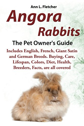 angora rabbits a pet owner s guide includes english french giant rh amazon com 92F Technical Manuals Technical Manual Clip Art