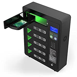 Amazon Com Chargetech Secure Cell Phone Charging Station
