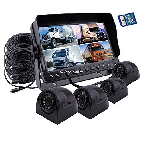 Camnex Car Backup Camera Safety System 9