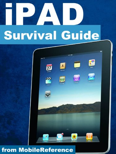 ipad survival guide step by step user guide for apple ipad rh amazon com iPad Mini Apple iPad Guide