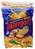 Philippine Brand Naturally Delicious Dried Mangoes Tree Ripened Value Bag 1Pack (30 Ounces) N2DL@ksk