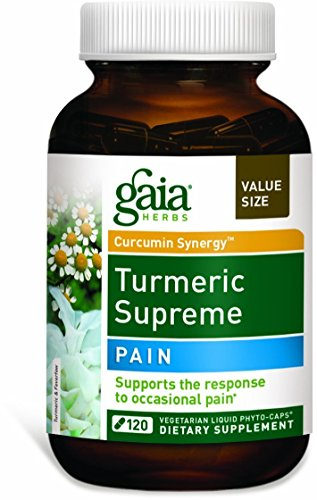 Herbs Turmeric Supreme Count Bottles product image