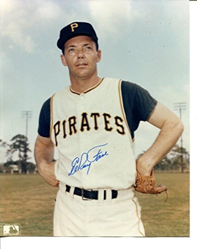 Elroy Face Signed Photo 8x10 Autographed Pirates 39275 (Elroy Face)
