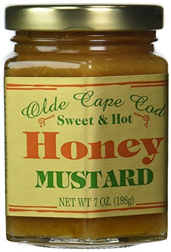 OLDE CAPE COD MUSTARD HONEY, 7 OZ by Old Cape - Cod Shopping Cape