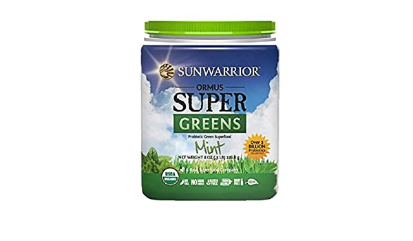 Sunwarrior Ormus Supergreens 454g: Amazon.es: Electrónica