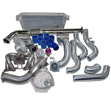 Newly Released Complete Turbo Kit for 89 90 Nissan S13 240SX ... on