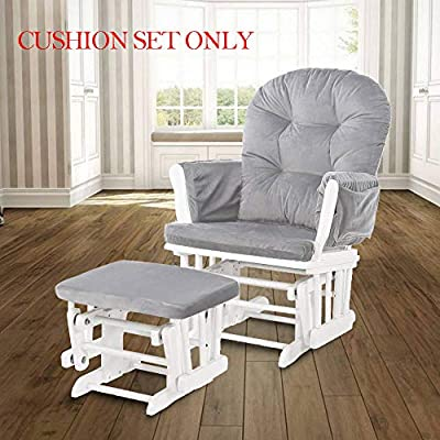 Ohana Glider Replacement Cushion Velvet Washiable