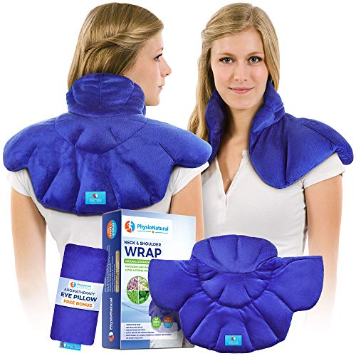 Microwavable Heating Pad with