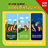 Monika Häuschen - 3-CD Hörspielbox