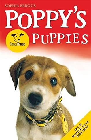book cover of Poppy\'s Puppies